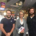 Rencontre avec la Ministre de la Culture, Françoise Nyssen.
